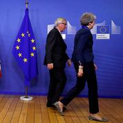 Brexit : Bruxelles tend son accord de retrait au Royaume-Uni