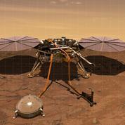 La sonde InSight s'est posée sur Mars avec succès