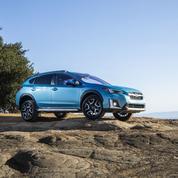 Subaru Crosstrek Hybrid, l'électrique à petite dose