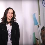 Sarah-Diane Eck, pionnière de la blockchain