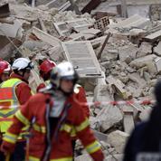 Marseille : ouverture d'une information judiciaire après l'effondrement d'immeubles