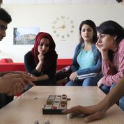 L'Irak renoue avec le jeu ancestral qui était à la mode en Mésopotamie il y a 5000 ans