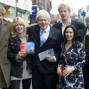 Boris Johnson et les siens, une famille divisée par le Brexit