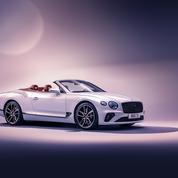 Bentley Continental GTC, le grand luxe à l'air libre