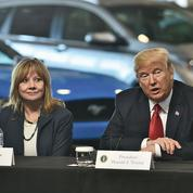 Donald Trump rêve de punir General Motors