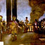 Néron a-t-il incendié Rome?