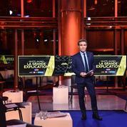 «Gilets jaunes» : carton d'audience pour la soirée de débat de LCI