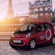 PSA arrive dans l'autopartage à Paris