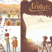 Léa Mazé, prix jeunesse ACBD pour sa bande dessinée Les Croques
