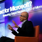 Microsoft, fringuant «quadra»