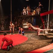Le Cirque Aïtal ou l'art de s'envoyer en l'air