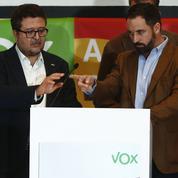 Espagne : avec Vox, l'extrême droite fait irruption en Andalousie