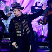Boy George a transformé l'opéra Garnier en la plus belle des boîtes de nuit