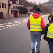 Depuis la Lozère, Ricou et les autres marchent vers Paris