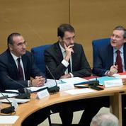 Face aux sénateurs, Christophe Castaner «assume ses responsabilités»