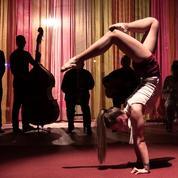 Les coulisses du cirque Romanès à Paris