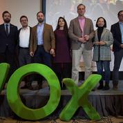 La percée de Vox secoue l'échiquier politique espagnol