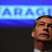 Héraut du Brexit, Nigel Farage quitte le parti europhobe Ukip