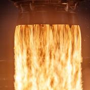 SpaceX a envoyé des cendres de défunts dans l'espace