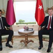L'alliance Turquie-Iran-Qatar se renforce face à l'Arabie