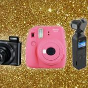 Noël 2018: notre sélection des meilleurs appareils photo et caméras à offrir pour tous les budgets