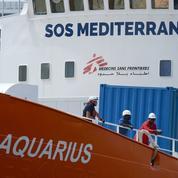 Migrants: MSF et SOS Méditerranée mettent un terme aux sauvetages de l'Aquarius