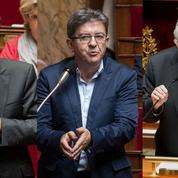 Les gauches ont déposé leur motion de censure contre le gouvernement d'Édouard Philippe