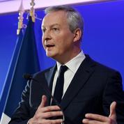 La France taxera les GAFA dès 2019, s'il n'y a pas d'accord européen