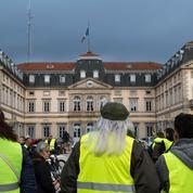 «Gilets jaunes» : de nouveaux incidents au Puy-en-Velay