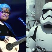 Ed Sheeran jouera un stormtrooper dans le prochain Star Wars