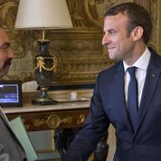 «Gilets jaunes» : Macron reçoit les corps intermédiaires ce lundi à l'Élysée