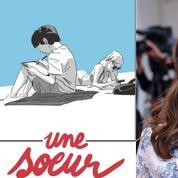 Charlotte Le Bon va adapter la BD sensuelle Une sœur de Bastien Vivès