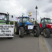 Les agriculteurs d'Île-de-France veulent aussi la suppression de leur hausse de taxes
