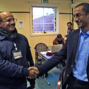 Yémen : poignée de main historique entre les belligérants