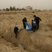 Syrie: l'impossible traque des disparus de Raqqa