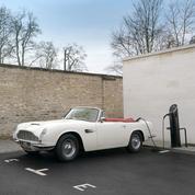 Aston Martin DB6 électrique, un électrochoc