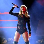 Taylor Swift a utilisé de la reconnaissance faciale pour scanner son public lors d'un concert