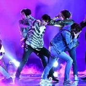Les membres du groupe BTS victimes d'un accident de la route