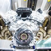 L'Aston Martin Valkyrie, une merveilleuse mécanique