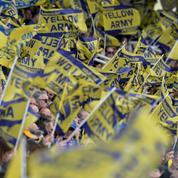 Gilets jaunes : la marche décalée en raison d'une rencontre de l'ASM Clermont