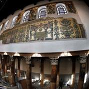 La Basilique de la Nativité à Bethléem retrouve ses mosaïques avant Noël
