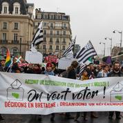 Bretagne: la réunification soumise au vote