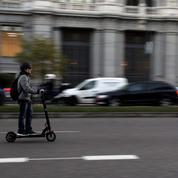 À Paris, les trottinettes dament le pion aux vélos