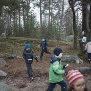 En Finlande, un enseignement connecté à la nature