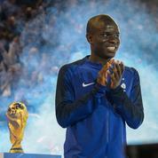 N'Golo Kanté se confesse sur ses petits retards à l'entraînement depuis le Mondial