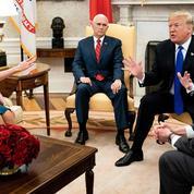 Le mur de Donald Trump menace de paralyser Washington