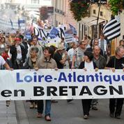 Loire-Atlantique : le département vote contre le rattachement à la Bretagne