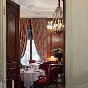 Le Clarence élu meilleur «grand restaurant» de Paris