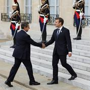 Macron a demandé à Sarkozy de le représenter à l'investiture de la présidente géorgienne