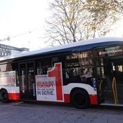 Bolloré mise désormais sur les autobus pour vendre ses batteries